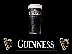 accessori birra guinness