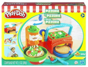 pizzeria Play Doh