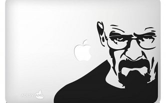 breaking bad macbook